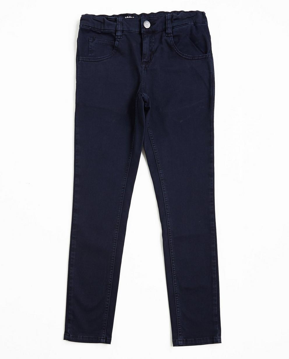 Nachtblaue Jeans - skinny Schnittform - JBC
